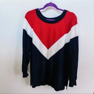 Express Chevron Sweater